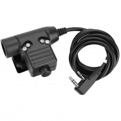 U94 PTT Kenwood Connector Z-Tactical