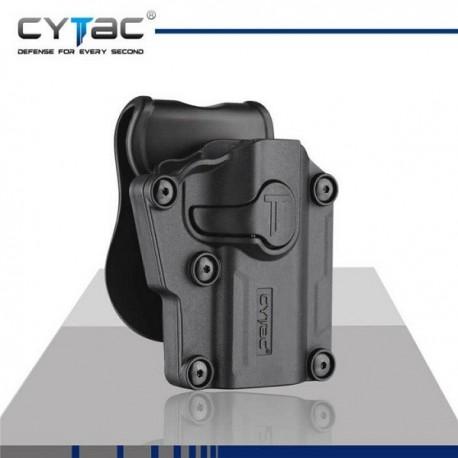 Cytac Pistolera Universal BK CY-UHFS