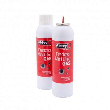 Abbey Mini Predator Ultra Gas (Red - 270ml)