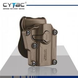 Cytac Pistolera Universal FDE CY-UHFS