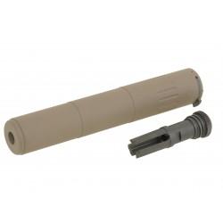 SILENCIADOR AAC SPR/SCR-H - 220mm