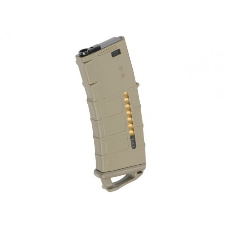 Cargador PMAG para M4 Tan con expulsor