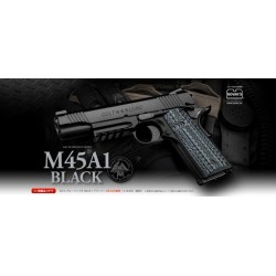 M45A1 CQB Pistol GBB Tokyo Marui black
