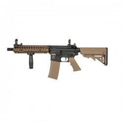 Replica Specna ARMS Daniel Defense® MK18 SA-E19 EDGE™ Carbine Half-Tan