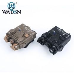 DBAL-A2 Illuminator / Laser Module Green + IR tan