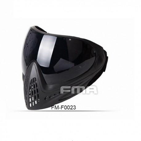 Mascara full face F1con lente de sol FM-F0023