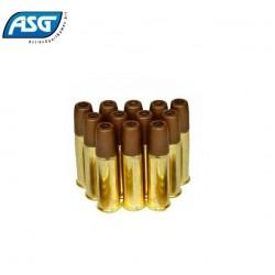 Vainas reductoras 6mm para Dan Wesson 25 unidades.