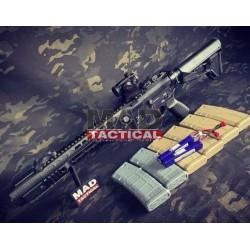 SALIENT ARMS SBR M4 BK + UPGRADE STAGE 6+ (ASCU)