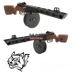 PPSH Full Metal Real Wood Version (Snow Wolf)