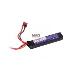 Batería Li-Po 11.1V 1100 mAh 20C T-Plug Pirate Arms
