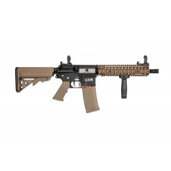 Replica Specna ARMS Daniel Defense® MK18 SA-E19 EDGE™ Carbine Chaos Bronze