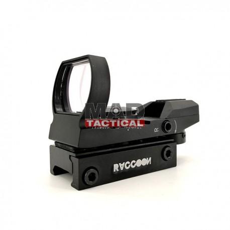 Red Dot Raccoon Akedo