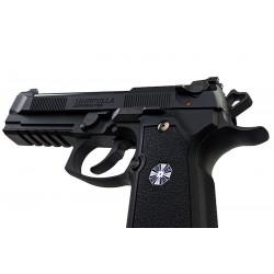 Pistola Tokyo Marui Biohazard Albert.W.Model 01P (Umbrella Corporation) GBB